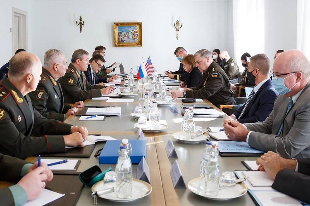 В Финляндии состоялась встреча начальников генштабов РФ и США