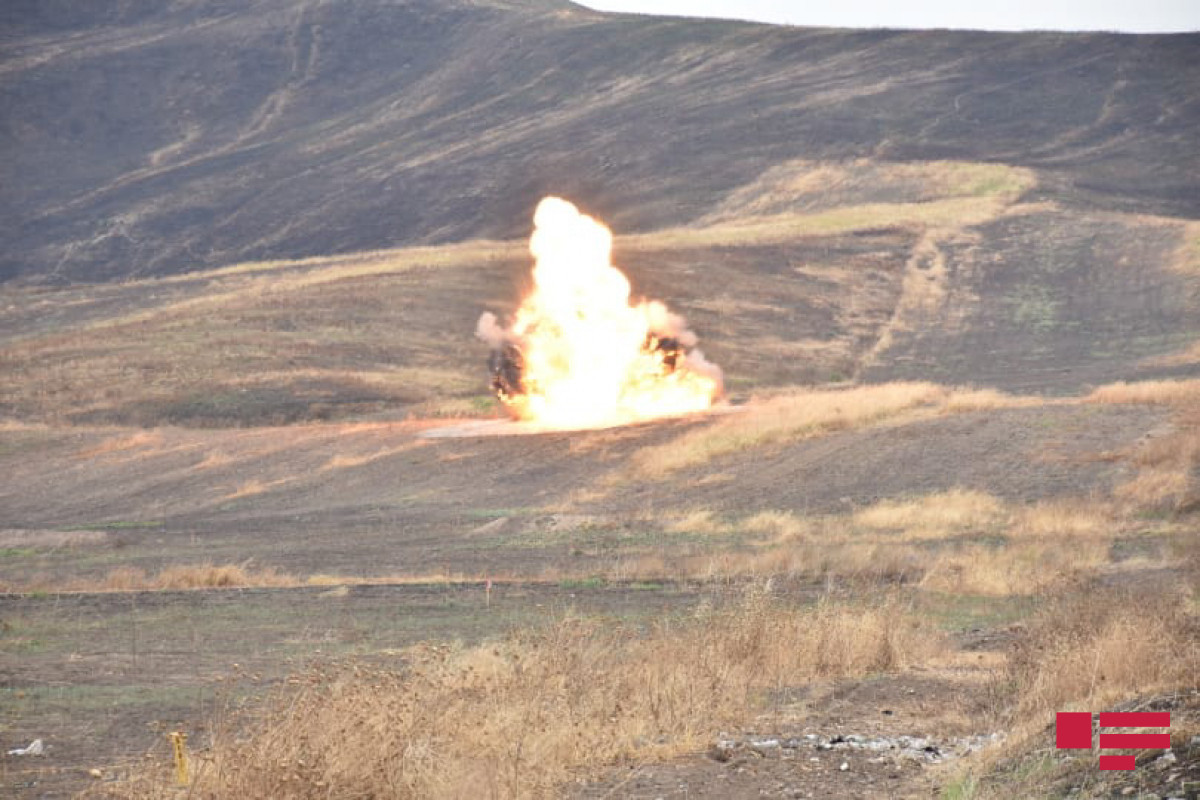 Criminal case on death of resident of Gazakh region by stepping on mine on border with Armenia, launched