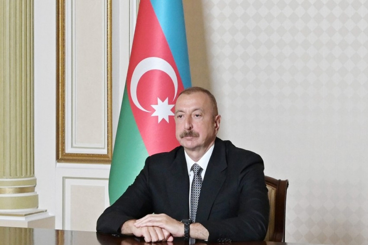President Ilham Aliyev to address the 76th session of the UNGA in a video format