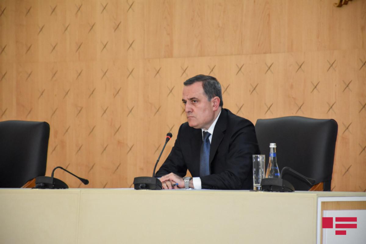 Министр: Армения за счет тактики препятствования и задержки переговоров пытается воспрепятствовать достижению прогресса