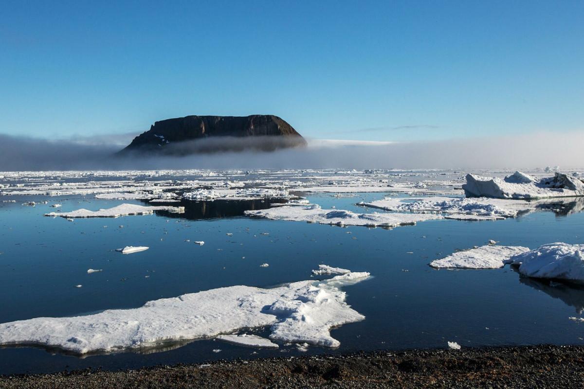 Ученые сообщили о рекордном таянии льдов в Арктике