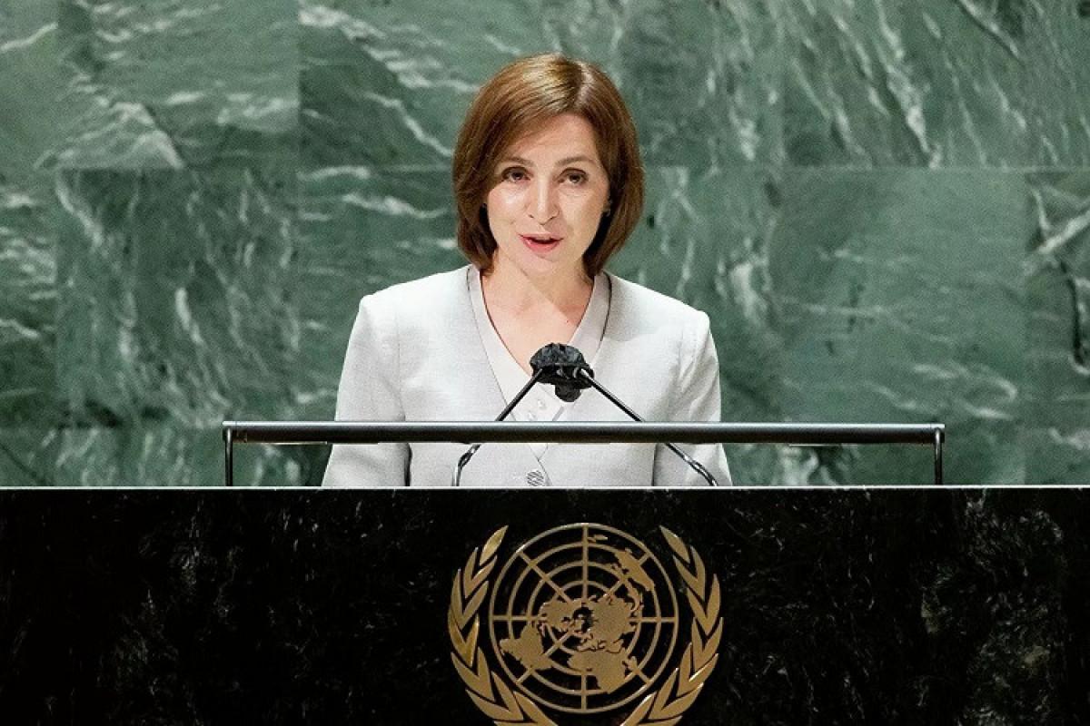 Moldova prezidenti Rusiyanı öz qoşunlarını Dnestryanı bölgədən çıxarmağa çağırıb