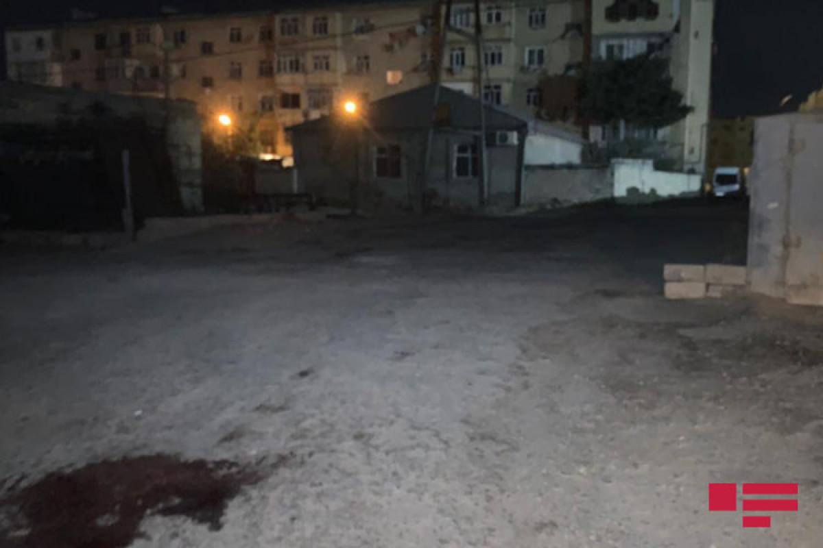 В Баку ранили ножом двух братьев, один из них умер-ФОТО -ВИДЕО