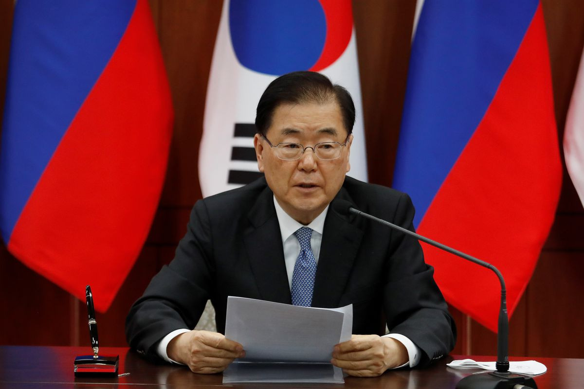 South Korea foreign minister says to meet Japan counterpart on Thursday