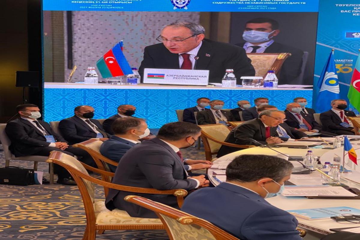 Azerbaijan's Prosecutor General pays a visit to Kazakhstan