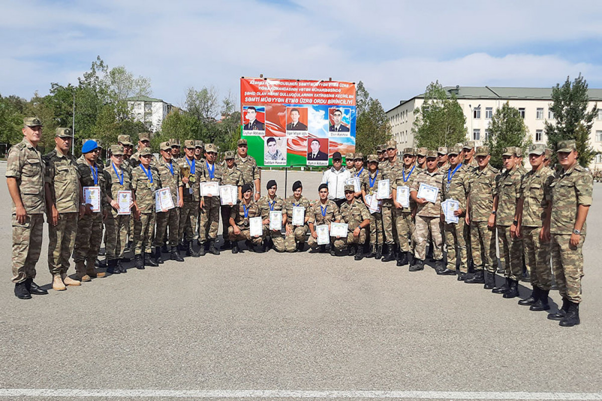 """MoD: Orienteering Competition held among the servicemen ended-<span class=""""red_color"""">VIDEO"""