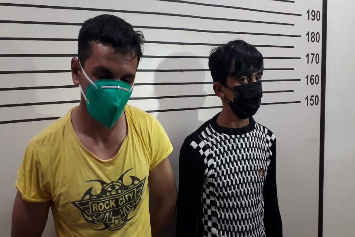 Kürdəmirdə qadına qarşı soyğunçuluq edən 4 nəfər tutulub