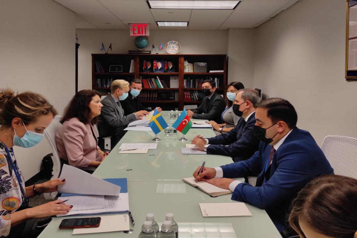 Nazir ATƏT sədrini Ermənistanın üçtərəfli bəyanata zidd davranışı barədə məlumatlandırıb