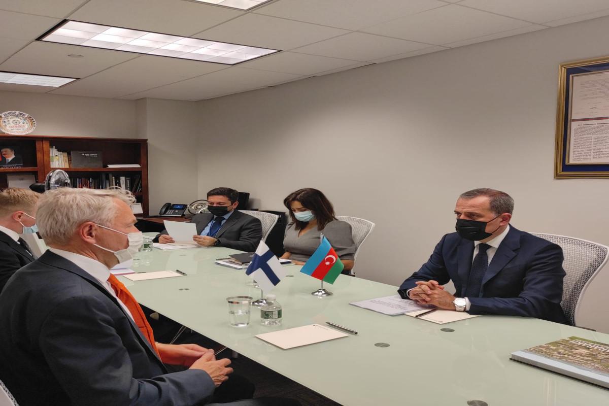 Azerbaijani FM: Azerbaijan is ready to normalize relations despite Armenia