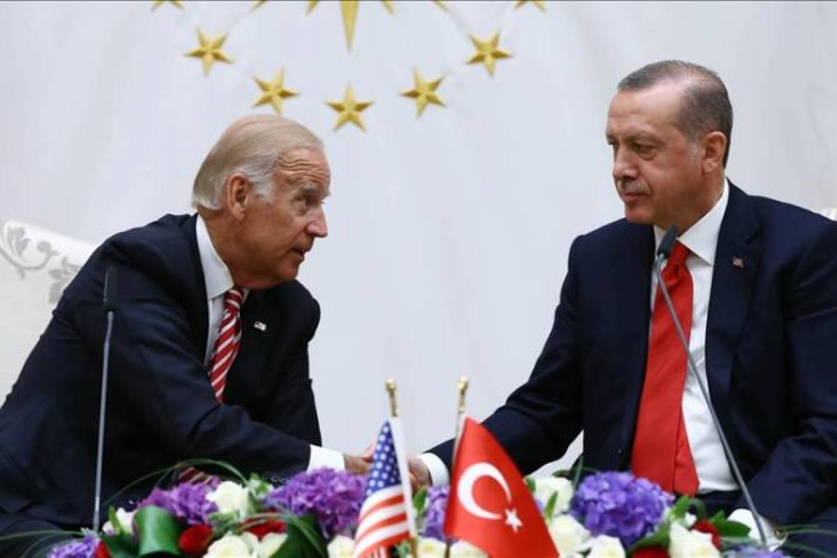 Эрдоган заявил о «не очень хорошем начале» работы с Байденом