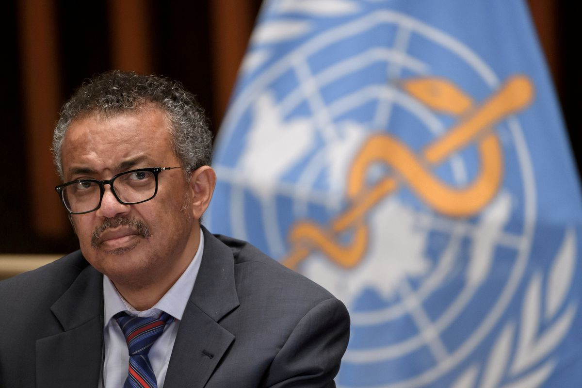 Tedros poised for re-election at WHO as support grows -diplomats