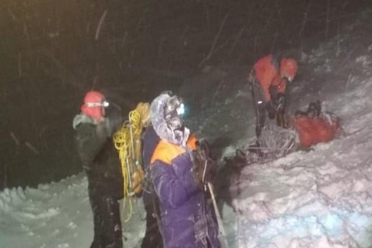 """Əlverişsiz hava şəraiti səbəbindən Elbrus dağında 5 alpinist ölüb - <span class=""""red_color"""">YENİLƏNİB - 1"""
