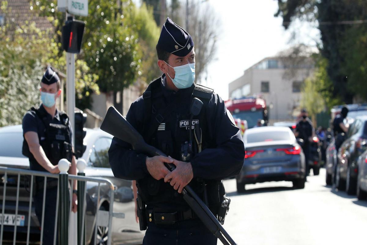 Во Франции задержали неонацистов по подозрению в подготовке теракта