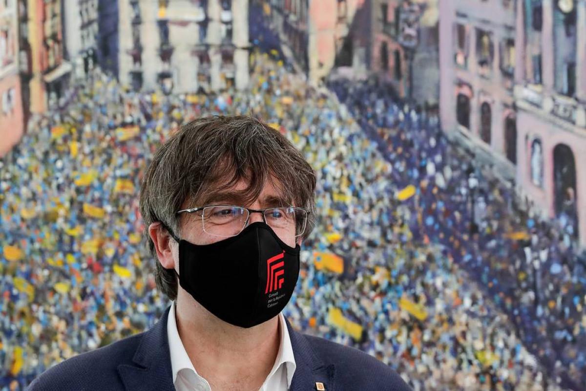 Экс-главу Каталонии Карлоса Пучдемона арестовали в Италии