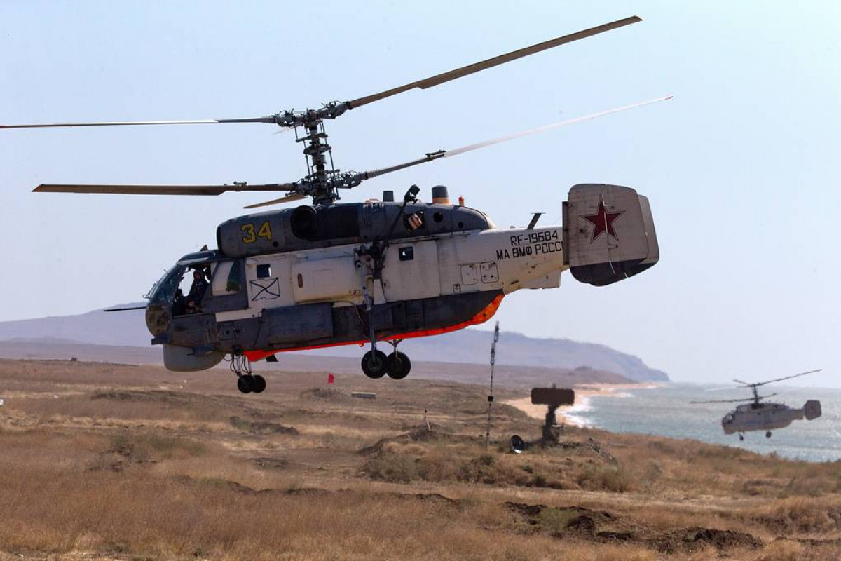 Missing Ka-27 helicopter wreckage found on Mount Ostraya slope in Russia's Kamchatka