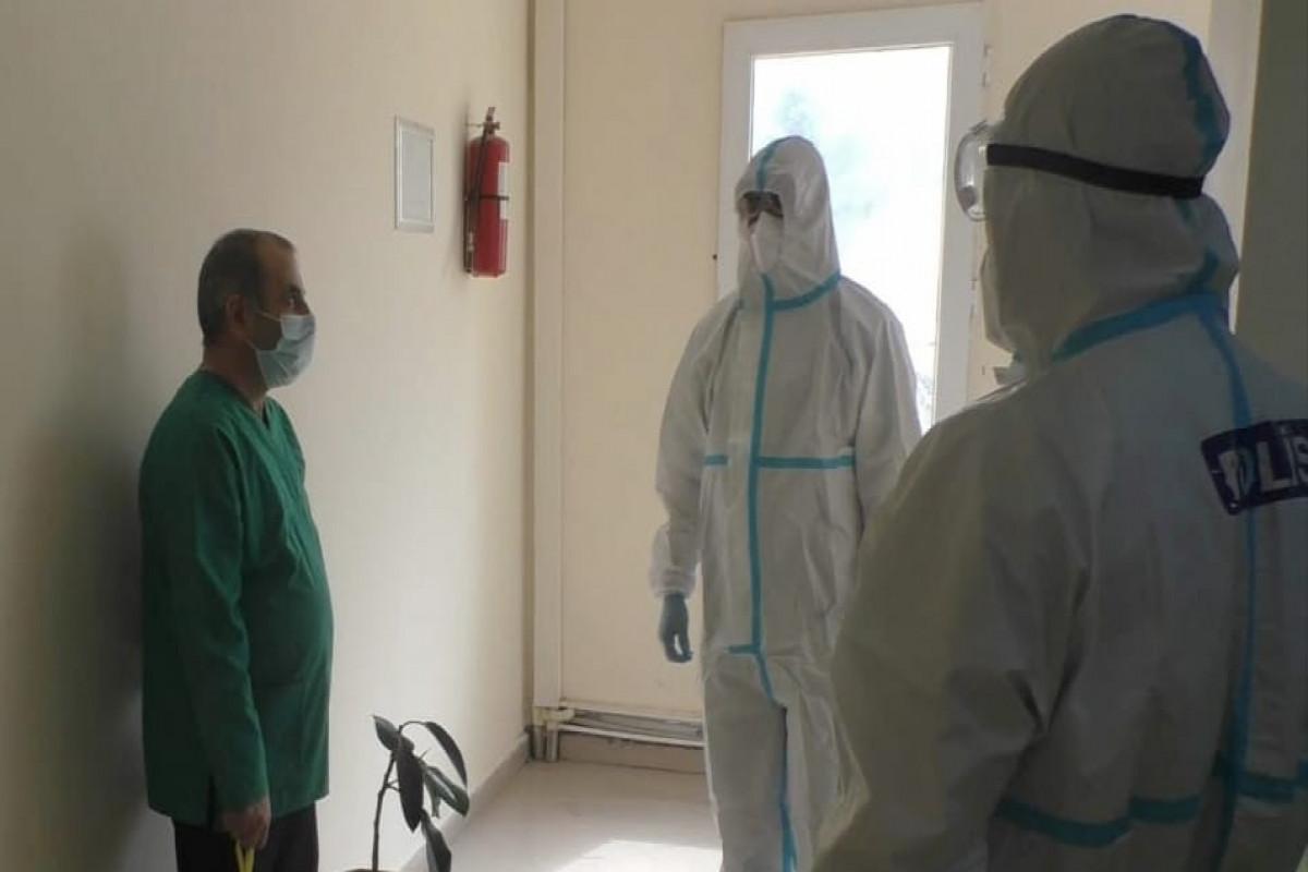 Yardımlıda yaşayış yerini tərk etmiş koronavirus xəstəsi olan tibb işçisi aşkarlanıb