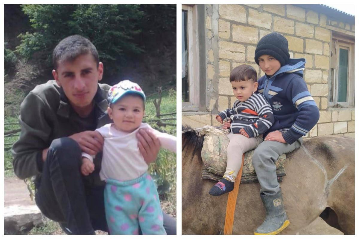 Обнаружены одежда, сапоги и кости лошади одного из пропавших в июле в Дашкесане