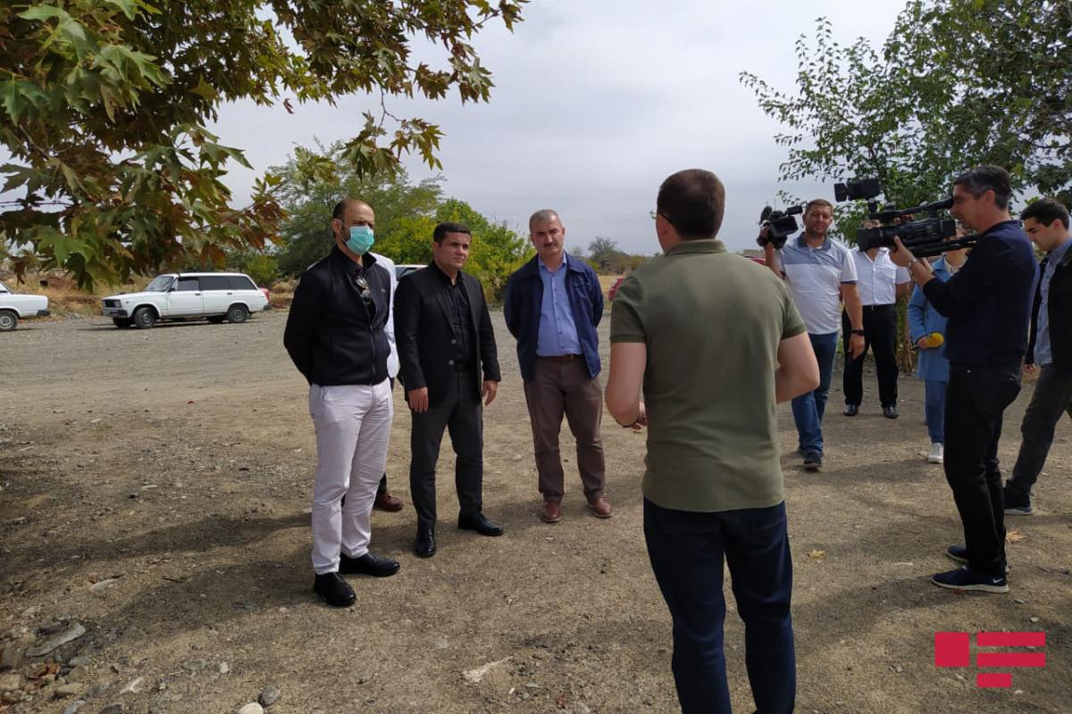 İƏT Müstəqil Daimi İnsan Hüquqları Komissiyasının nümayəndə heyəti Ağdamda