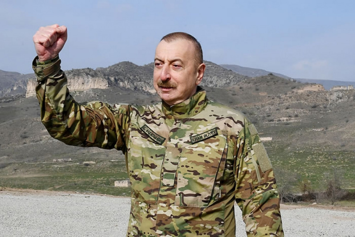 """President Ilham Aliyev gave interview to Russian influential """"Natsionalnaya oborona"""" magazine-<span class=""""red_color"""">UPDATED"""