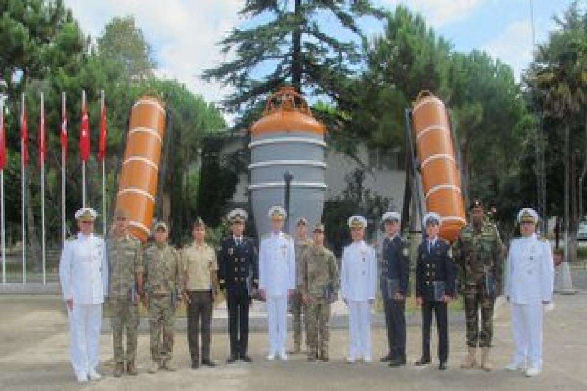 "Graduation ceremony of Azerbaijani servicemen, participated in diver training in Turkey, held-<span class=""red_color"">PHOTO"