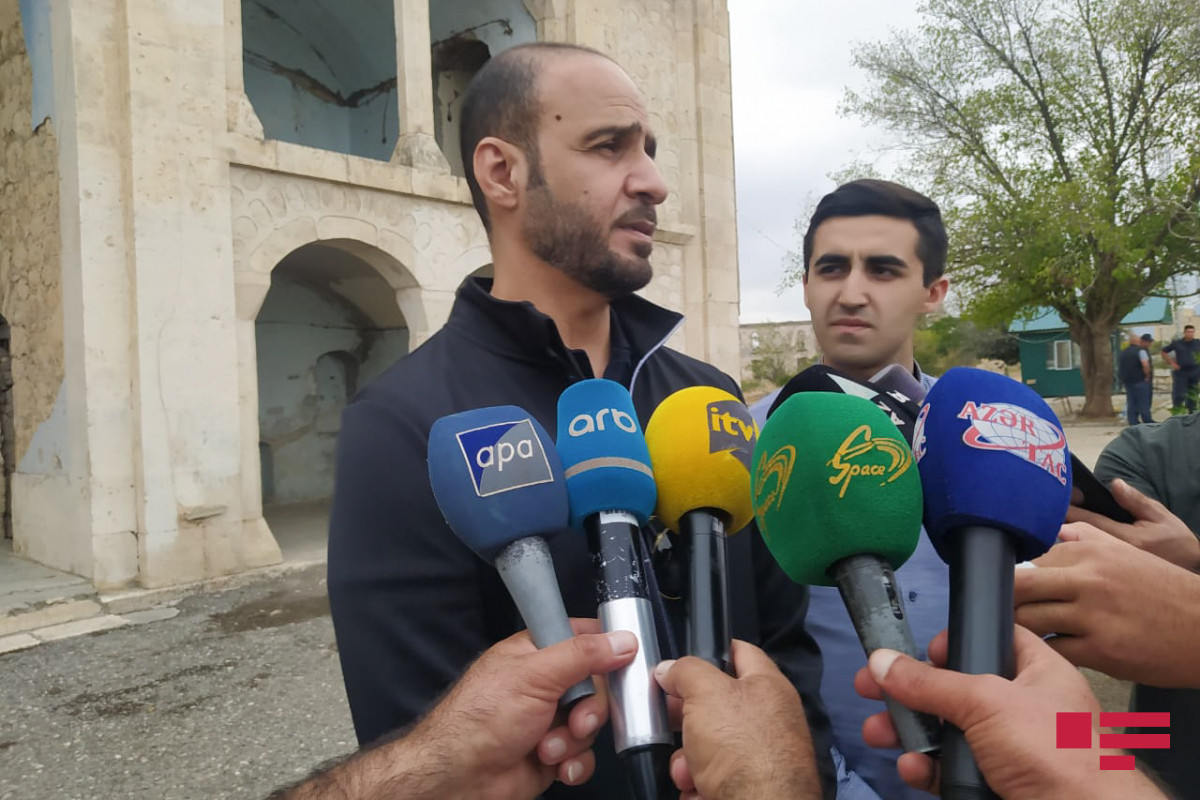 Председатель Постоянной независимой комиссии по правам человека ОИС: В Агдаме культурные, религиозные памятники варварски разрушены