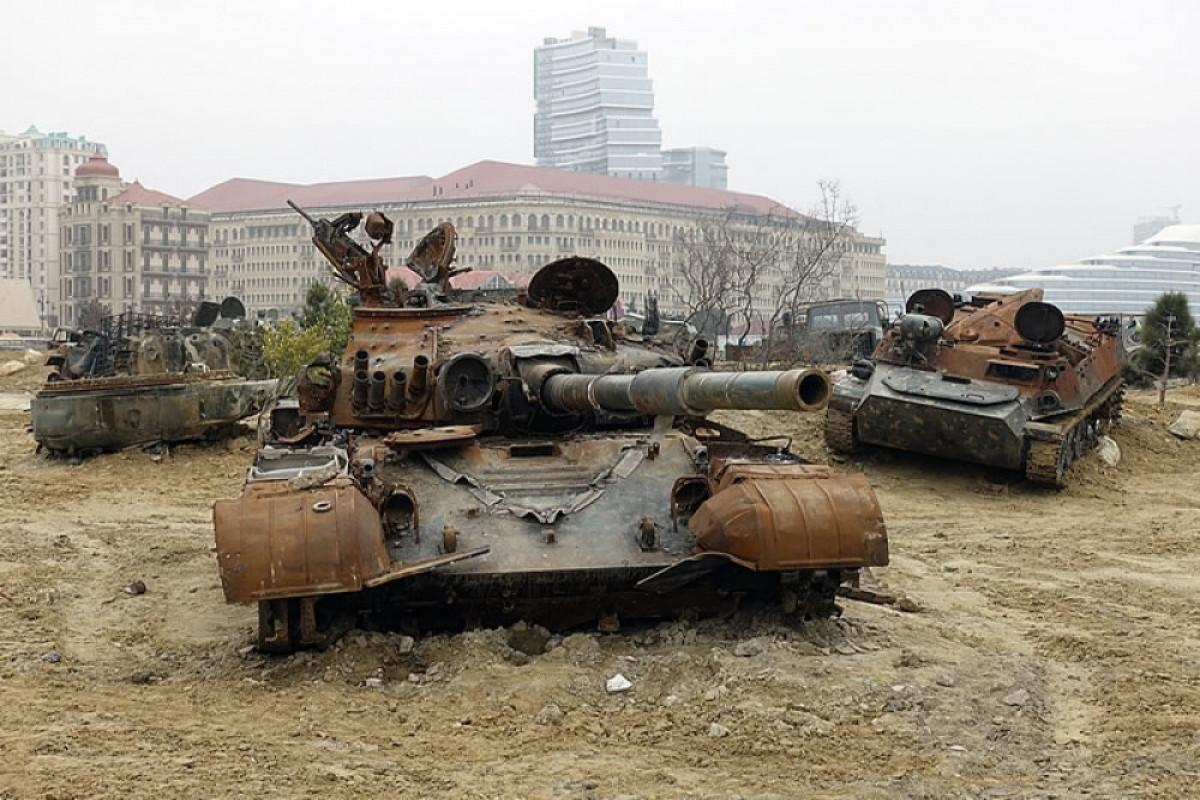 "Azerbaijani President: ""Bayraktars"" instilled horror in the enemy"
