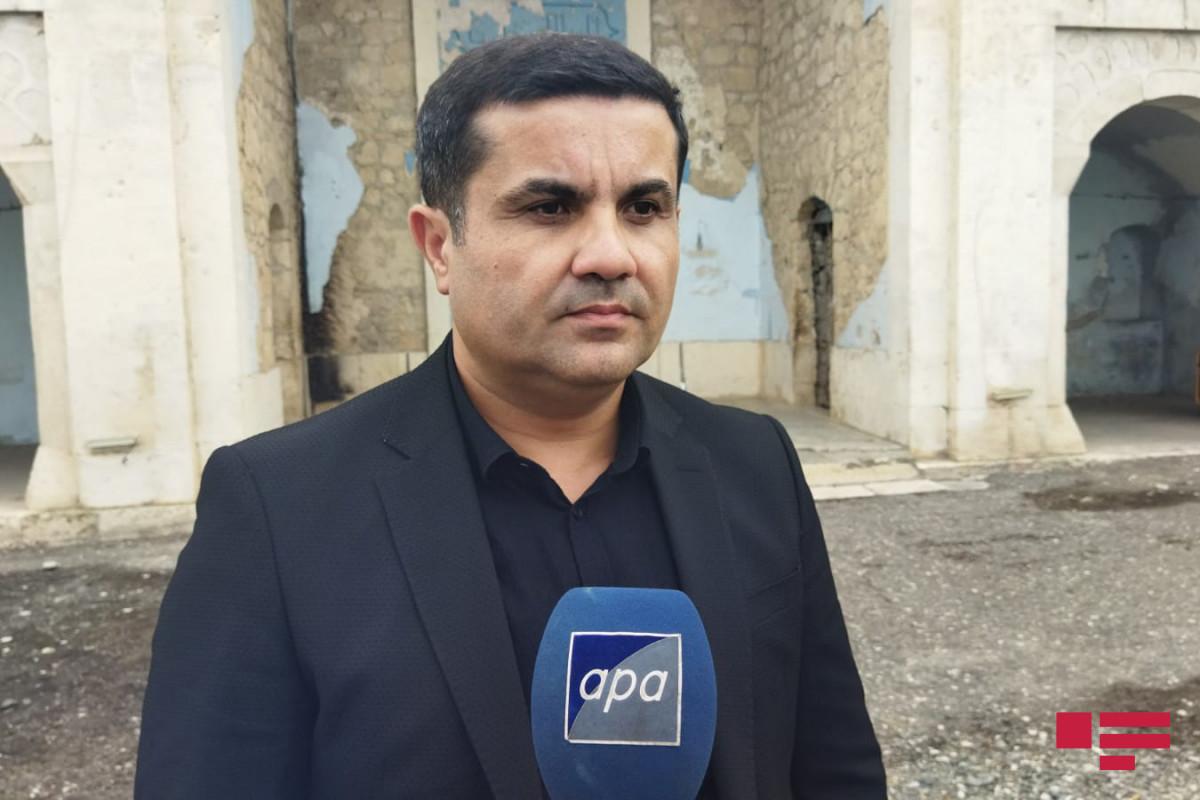 Aydın Səfixanlı, Ombudsman Aparatının rəhbəri