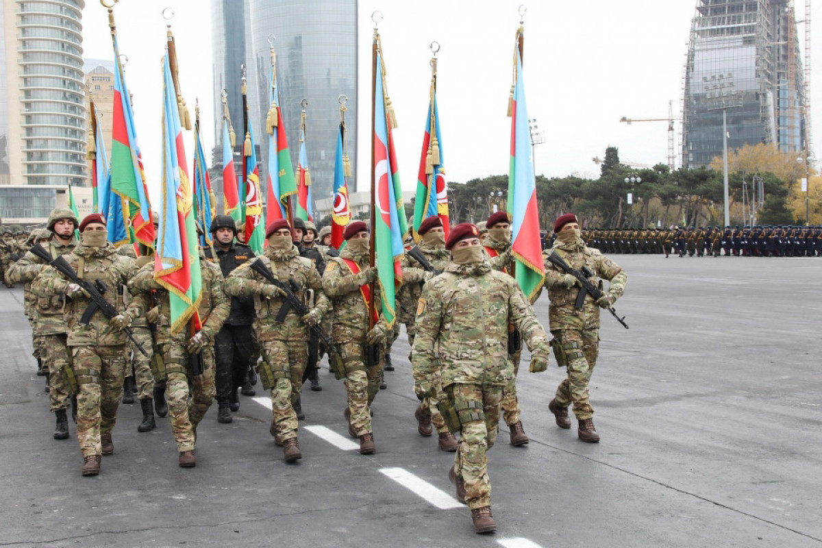 Azerbaijani President: I have always paid special attention to special forces