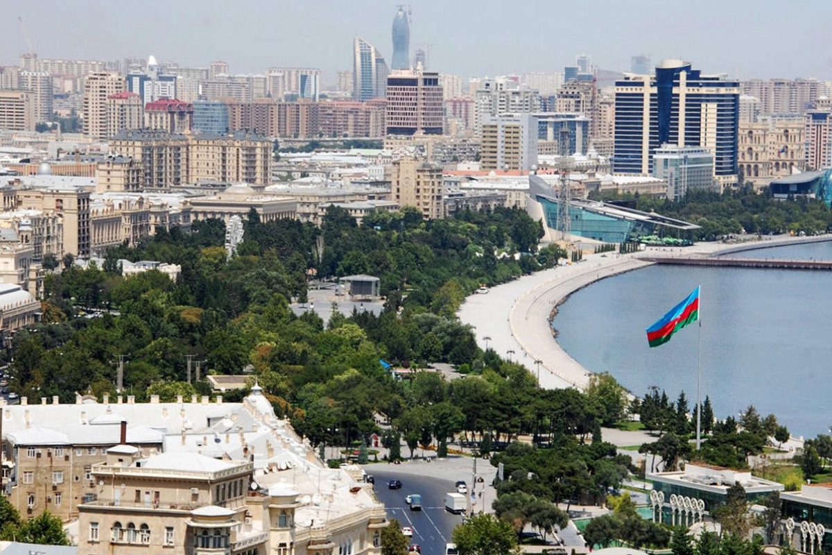"""Baku improves its position in global financial centers index-<span class=""""red_color"""">TOP 10"""