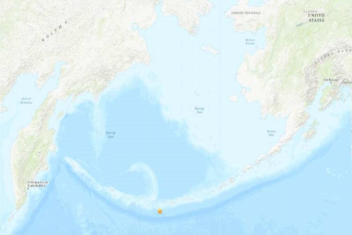 6.3-magnitude quake recorded near Alaska