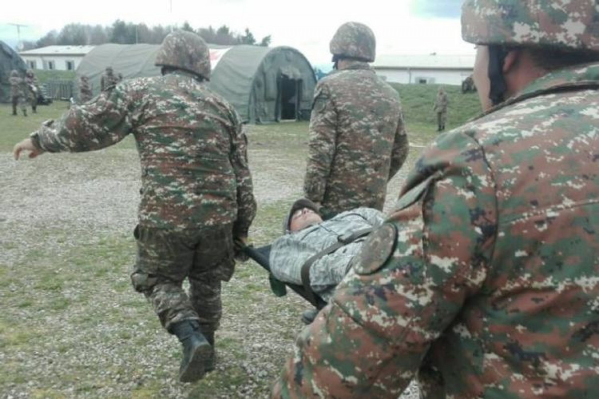 Azerbaijan hands over body of an Armenian serviceman to the other side in Shusha