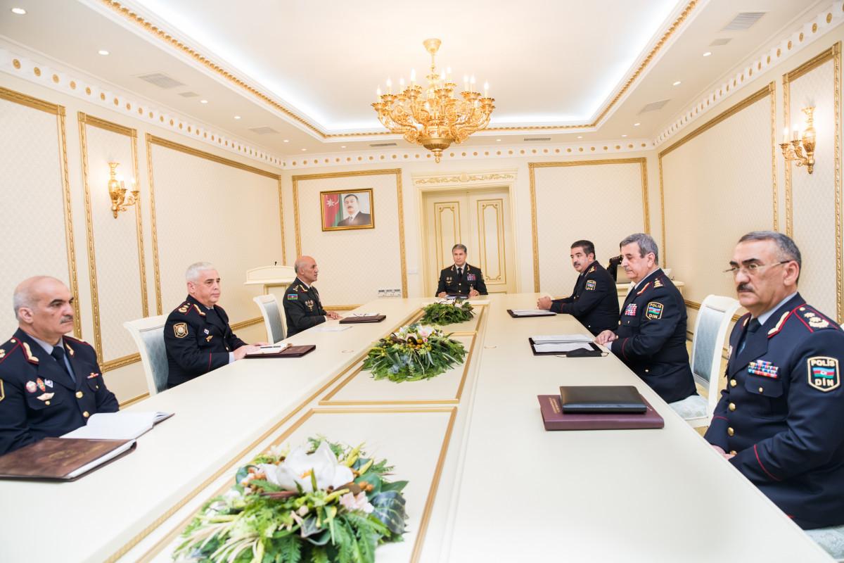 Вилаят Эйвазов: За 8 месяцев раскрыто 85,3 процента преступлений
