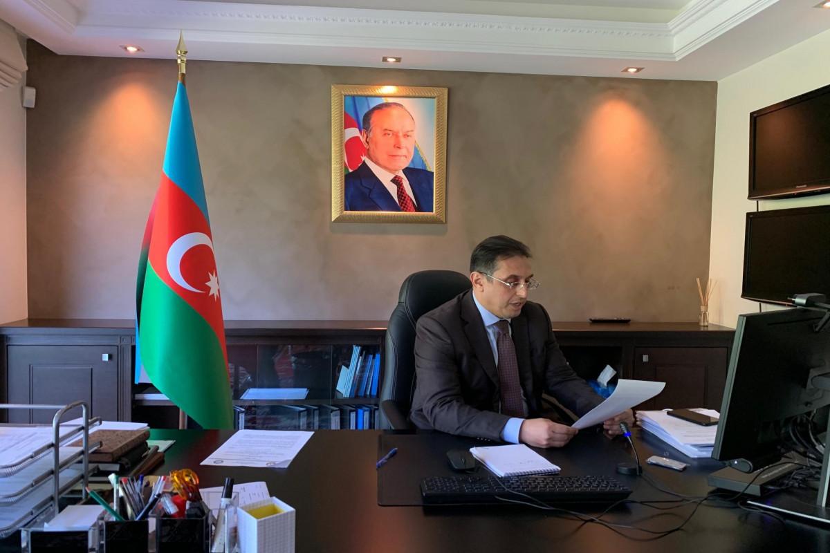 В СПЧ ООН по инициативе Азербайджана озвучено совместное заявление о влиянии мин на права человека