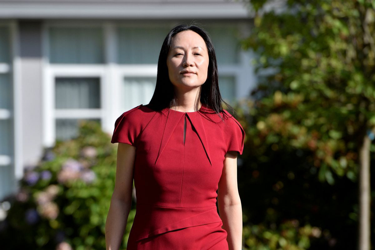 Huawei CFO, U.S. reach agreement to resolve bank fraud charges
