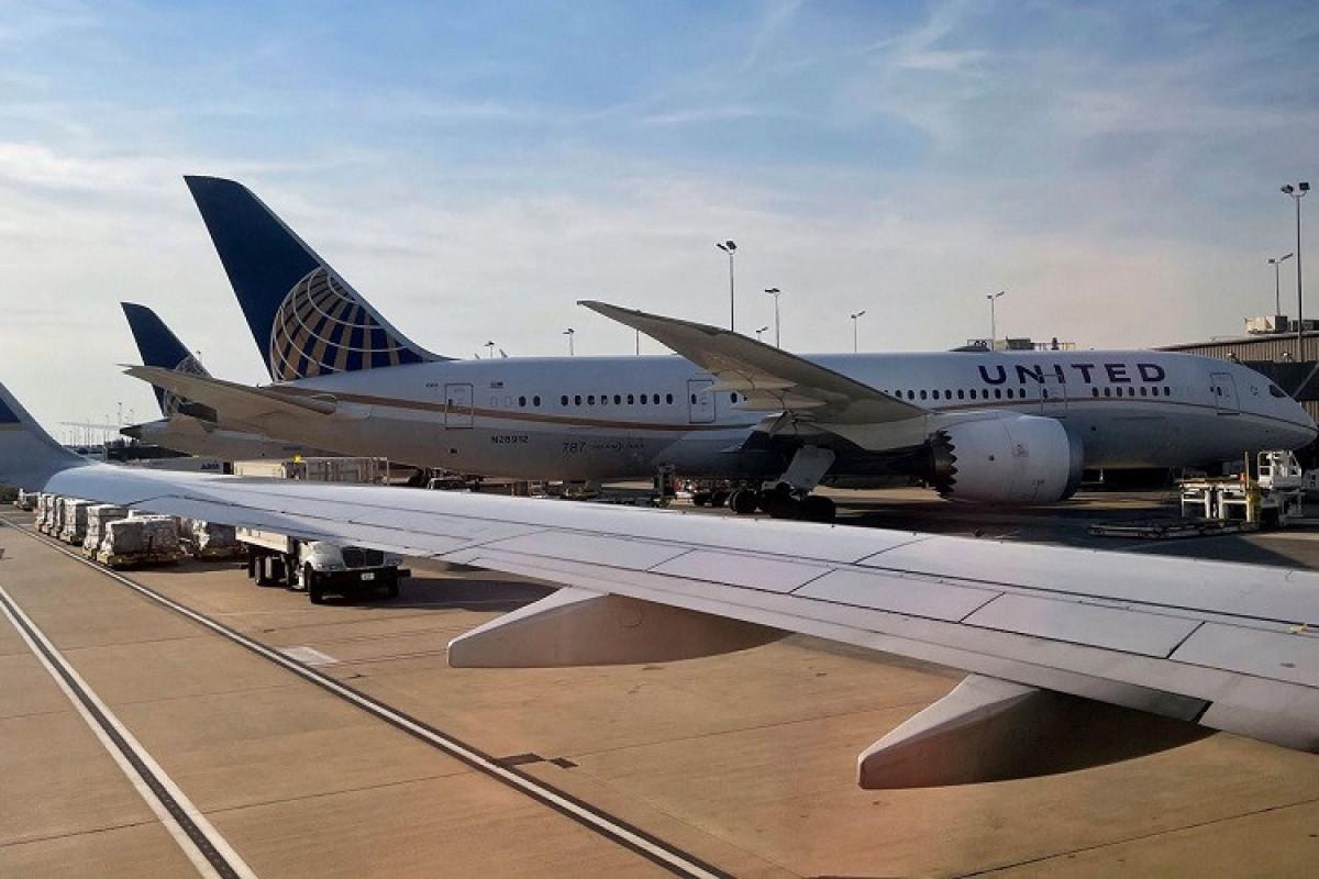 """ABŞ-ın """"United Airlines"""" aviaşirkəti 1,9 milyon dollar cərimələnib"""