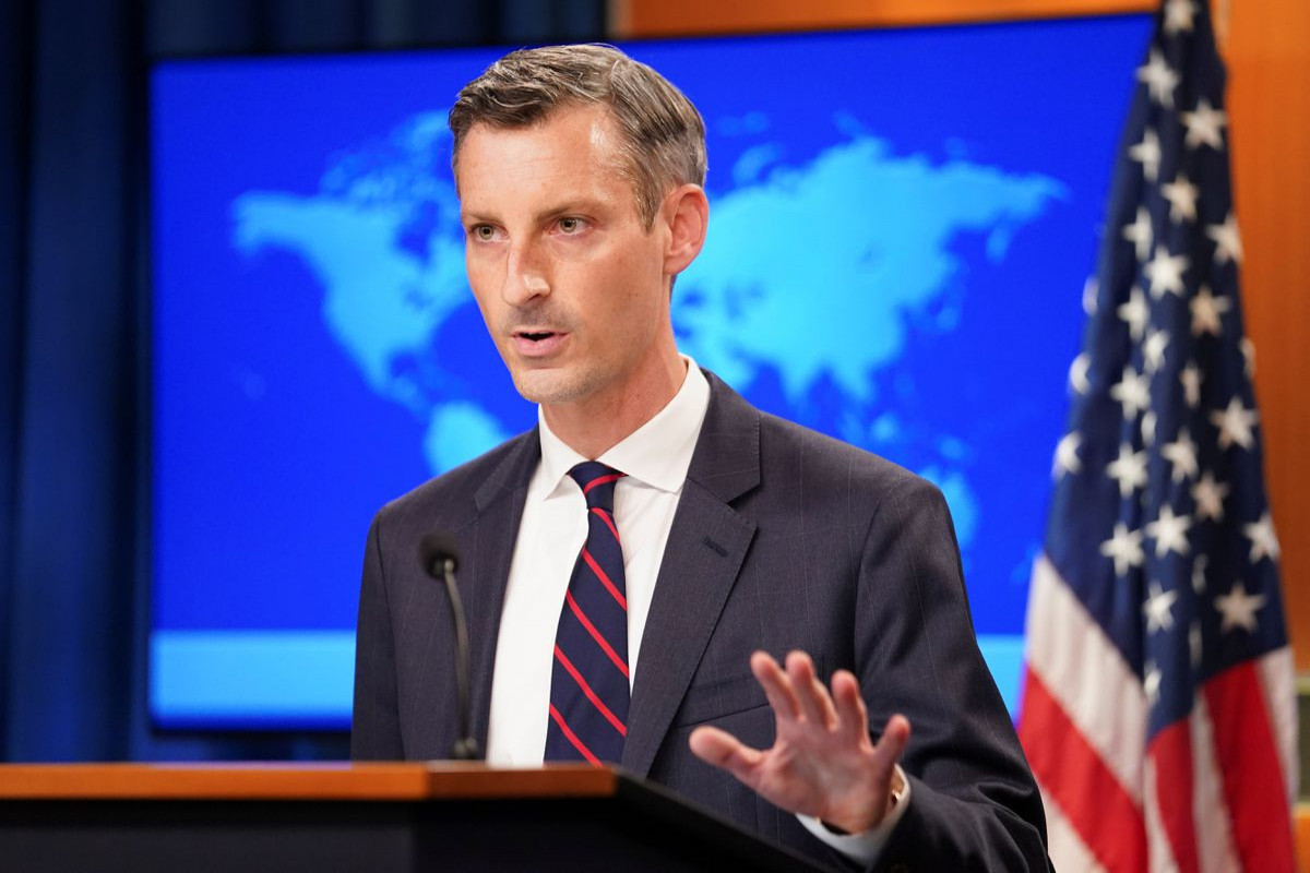 U.S. condemns Taliban