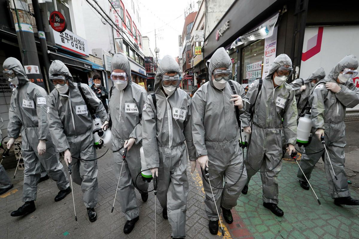 Южная Корея обновила рекорд по случаям заражения COVID-19 за сутки