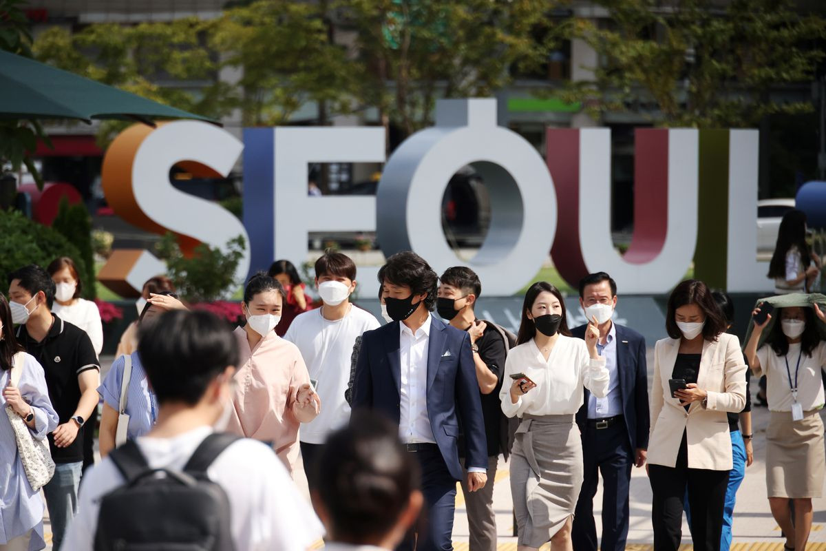 S.Korea daily COVID-19 cases top 3,000 for first time after holiday