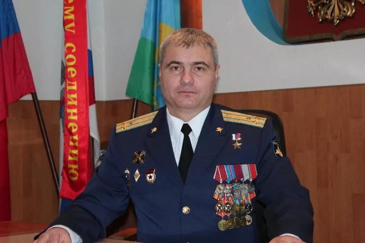 Commander of Russia