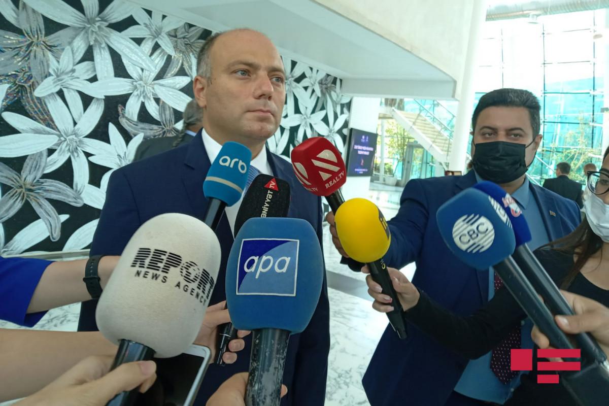 """Nazir: """"Ümid edirik ki, UNESCO işğaldan azad edilmiş Azərbaycan ərazilərinə missiya məsələsini siyasiləşdirməyəcək"""""""