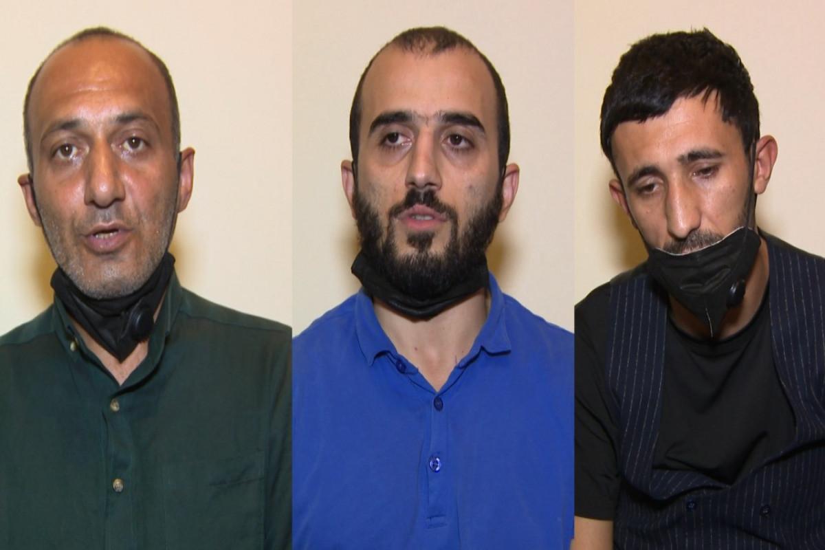 """В Баку задержан мужчина, совершивший кражу из дома, который он ранее ремонтировал - <span class=""""red_color"""">ФОТО - ВИДЕО"""