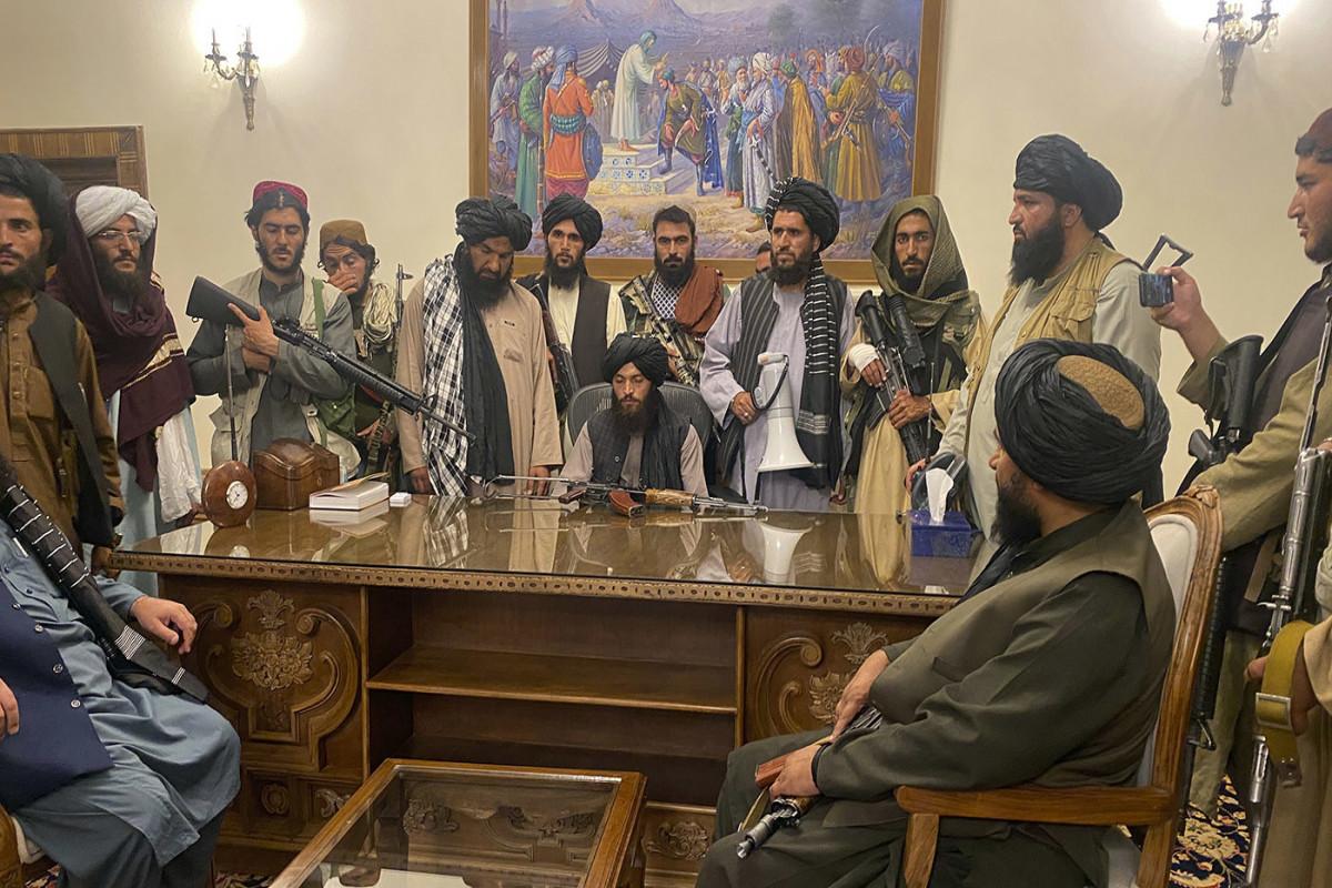 """""""Taliban"""" dünya birliyindən 20 ay möhlət istəyib"""