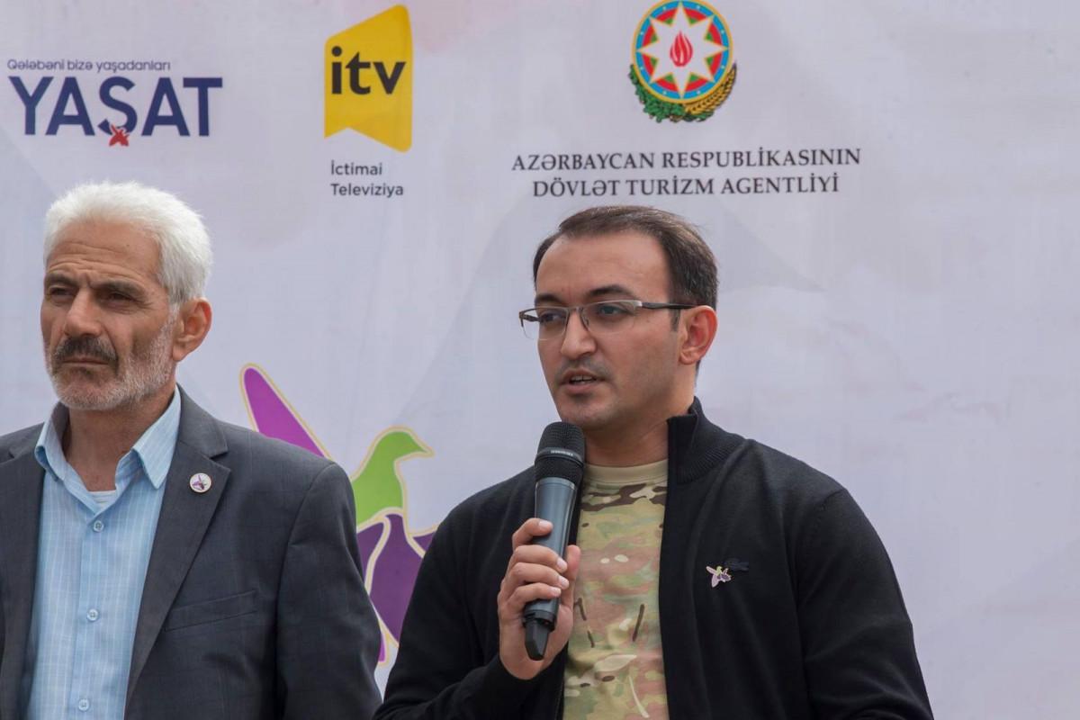 """""""YAŞAT"""" Fondu tərəfindən """"Şəhid əmanətləri Şuşada"""" layihəsinə start verilib - FOTO"""