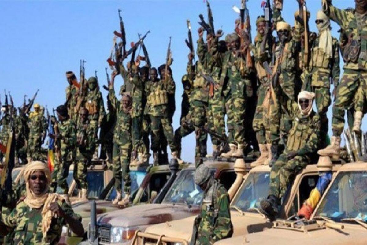 Nigeriyada terrorçular ordu karvanına hücum edərək 30 əsgəri öldürüb