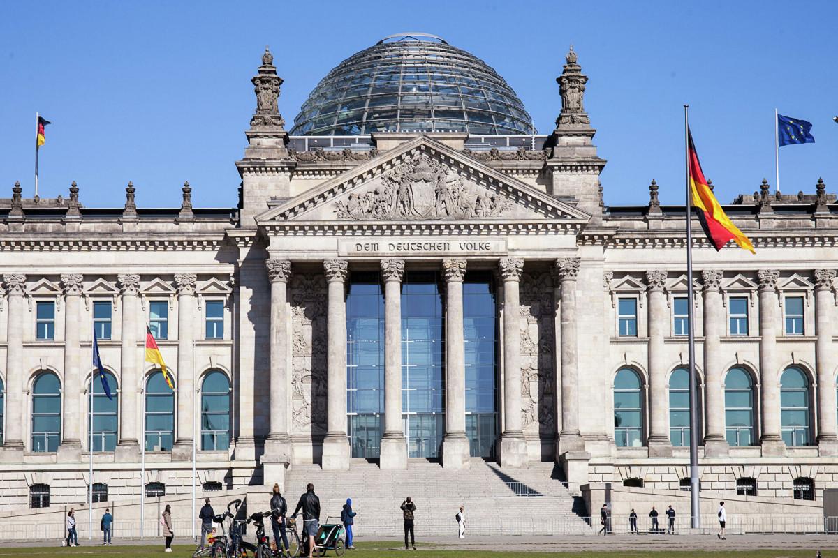 В Германии состоятся выборы в бундестаг