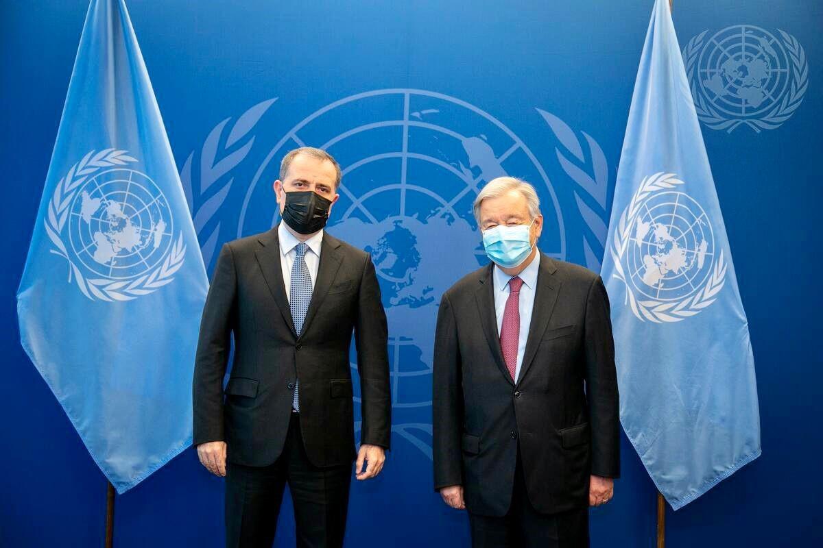 Антониу Гутерриш выразил заинтересованность в еще большем углублении сотрудничества с Азербайджаном
