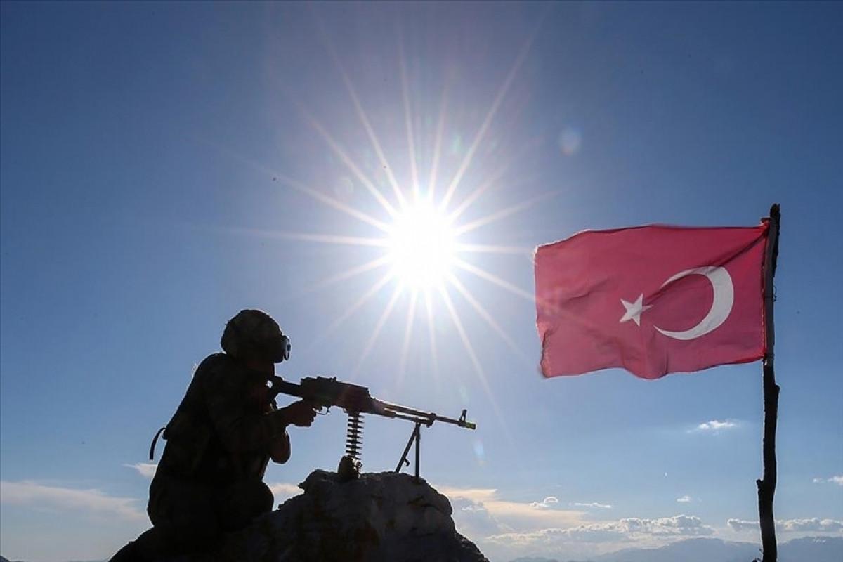Barış Pınarı bölgəsində 6 terrorçu zərərsizləşdirilib