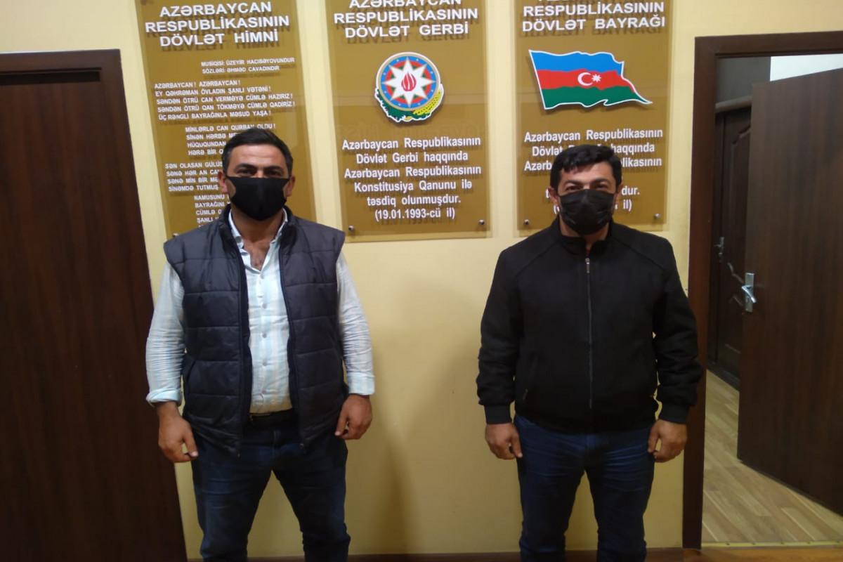 Задержаны лица, пытавшиеся без разрешения поехать в Кяльбаджар
