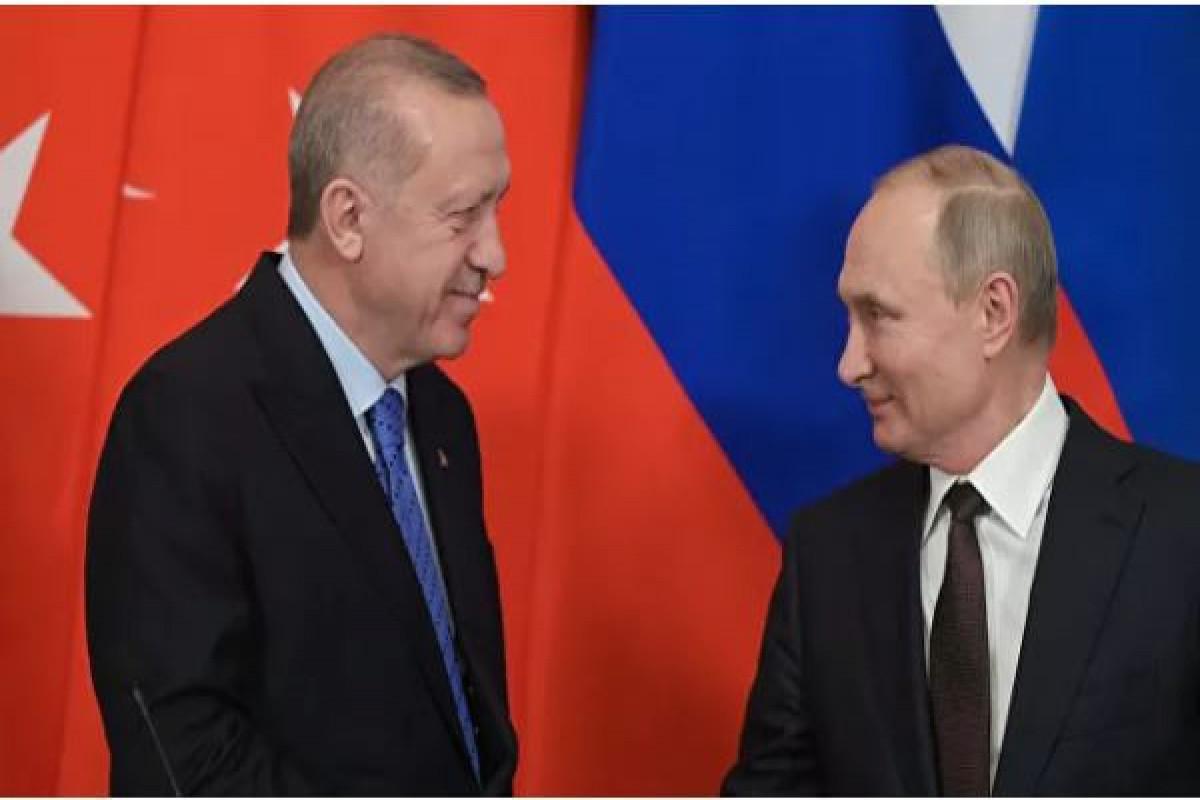 Песков заявил о наличии весьма доверительных рабочих отношений между Путиным и Эрдоганом
