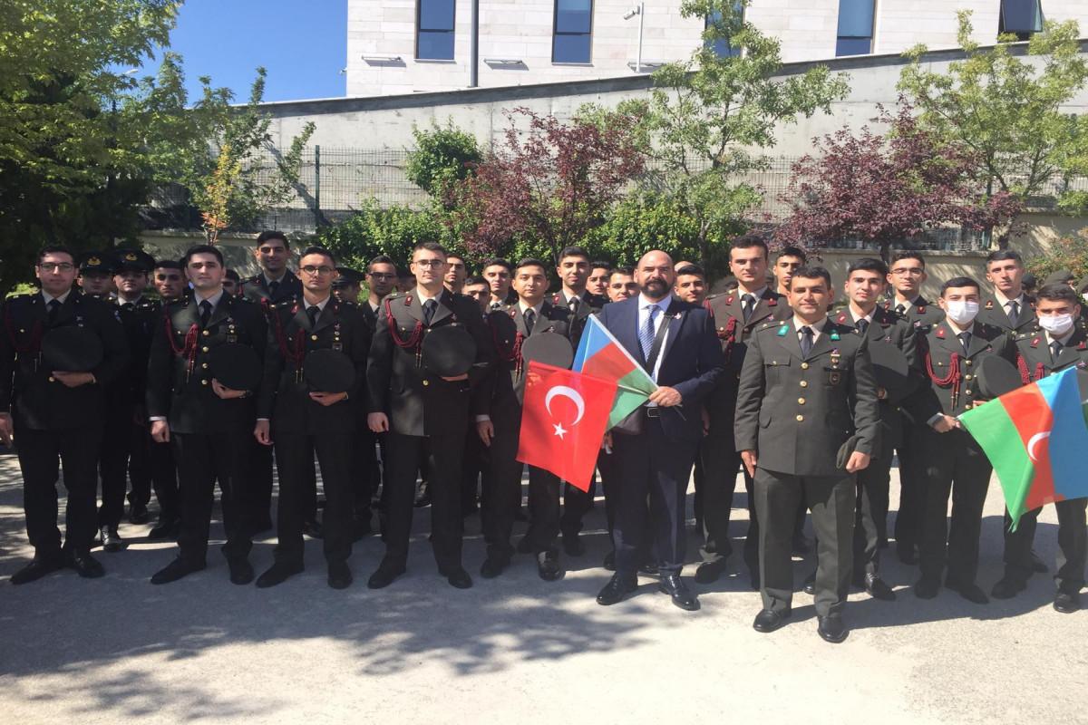 """Səfir Rəşad Məmmədov: """"Azərbaycanla Türkiyə bir-birinə əkiz qardaş kimi dəstək verir"""""""